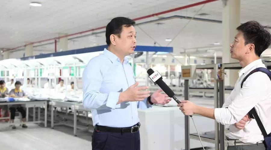 CCTV News walk into Royalstar , the real economy promote the reform of supply-side